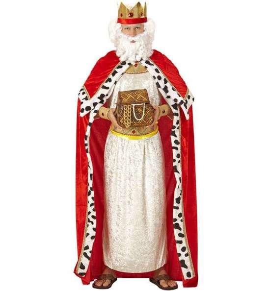 Hellig konge kostume - Konge kostume til voksne