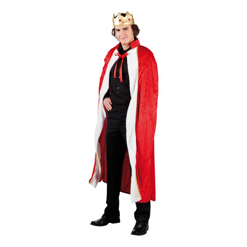 Konge voksenkostume - Konge kostume til voksne