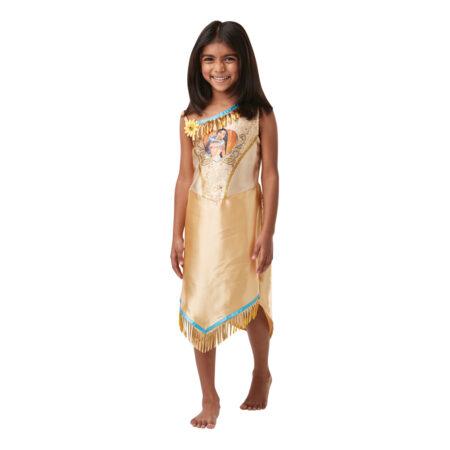 Pocahontas kostume 450x450 - Indianer kostume til børn