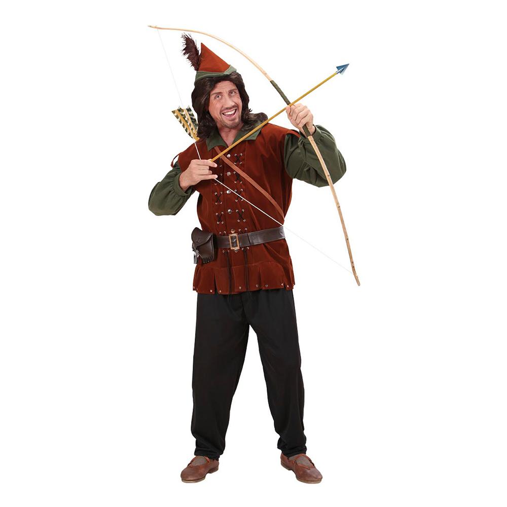 Robin af sherwood kostume - Robin Hood kostume til voksne