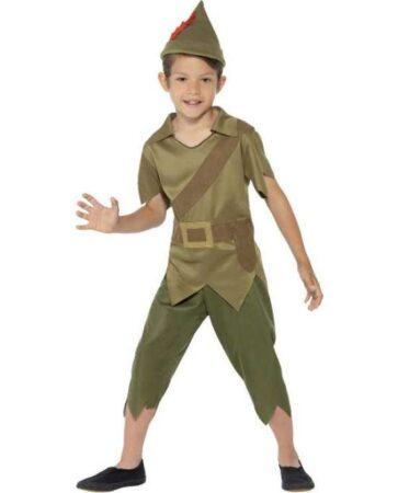 Robin hood børnekostume 363x450 - Robin Hood kostume til børn og baby