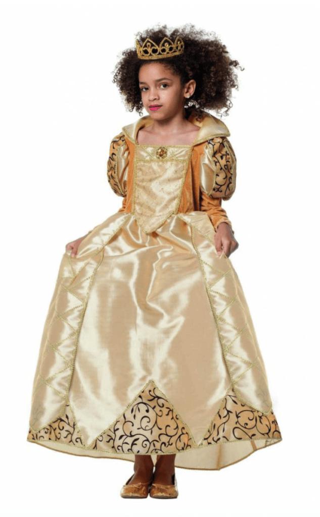 Skærmbillede 2018 12 05 kl. 22.06.47 633x1024 - Prinsesse kostume til børn