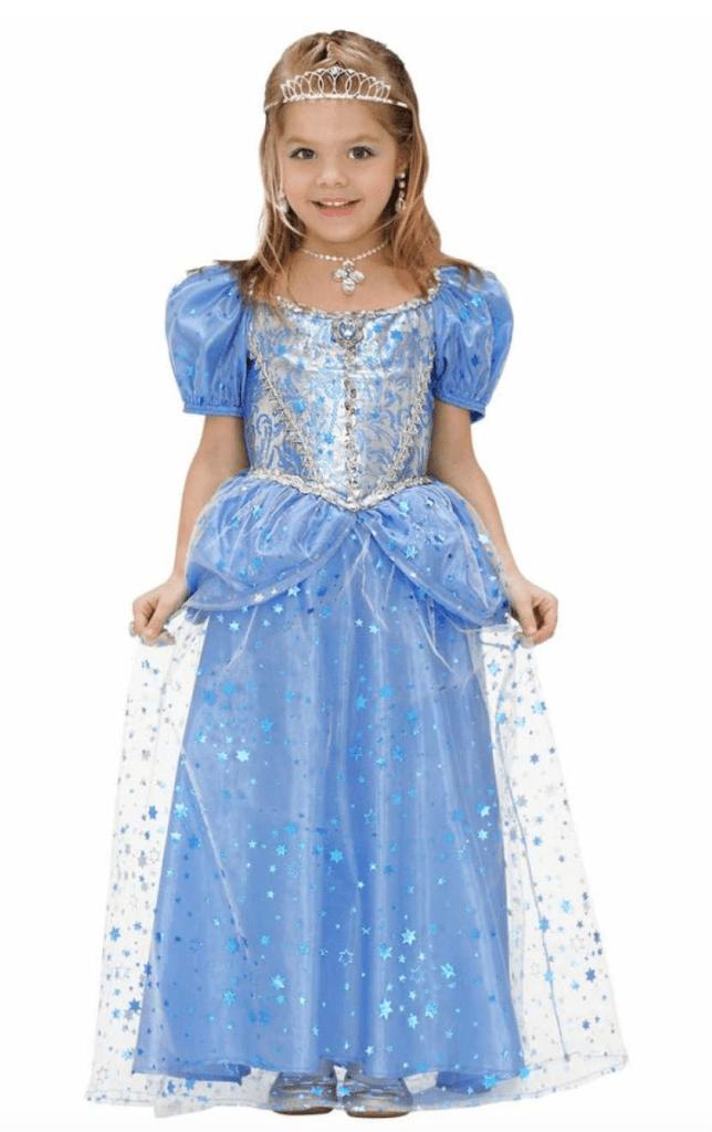 Skærmbillede 2018 12 05 kl. 22.09.38 644x1024 - Prinsesse kostume til børn