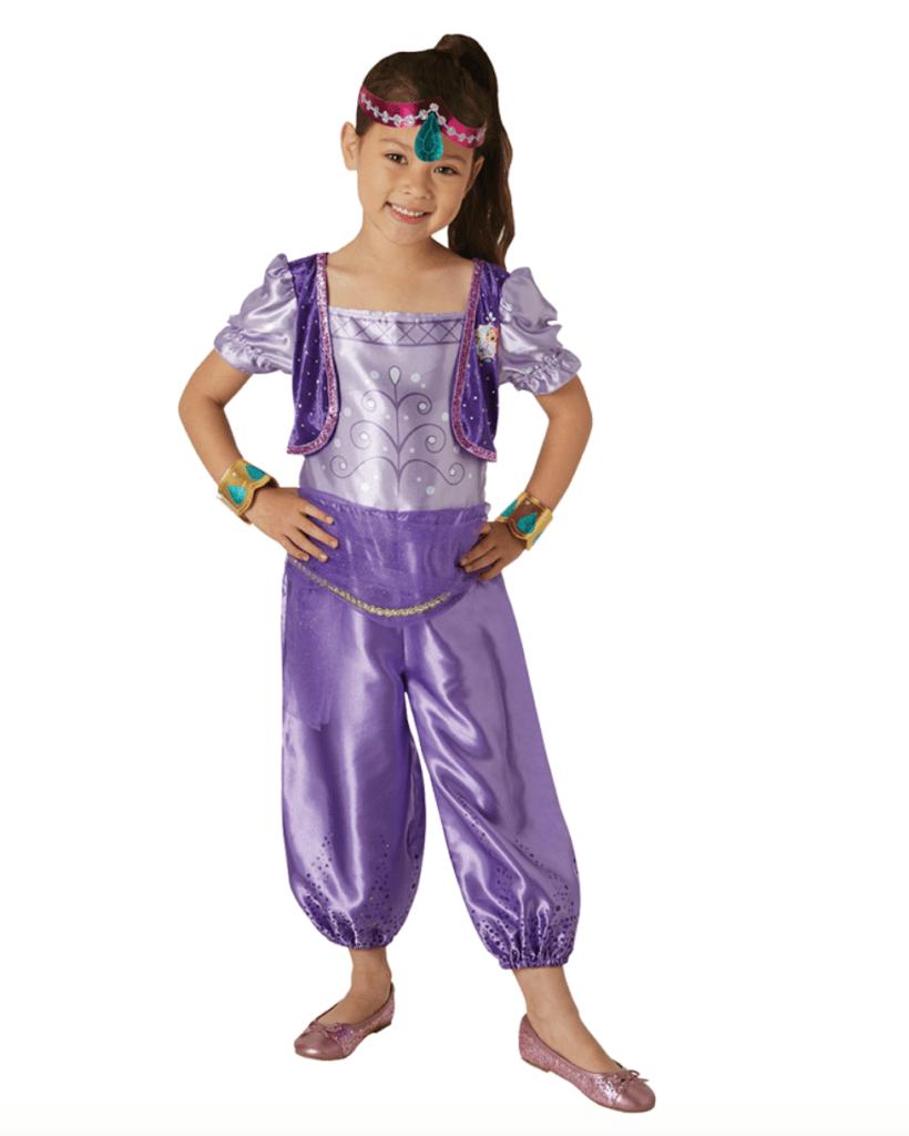 Skærmbillede 2018 12 13 kl. 22.18.40 820x1024 - Shimmer & Shine kostume til børn