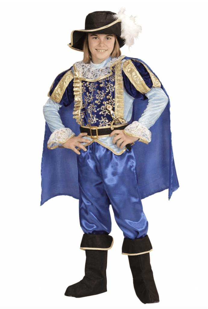 Skærmbillede 2018 12 26 kl. 09.42.21 690x1024 - Prins kostume til børn