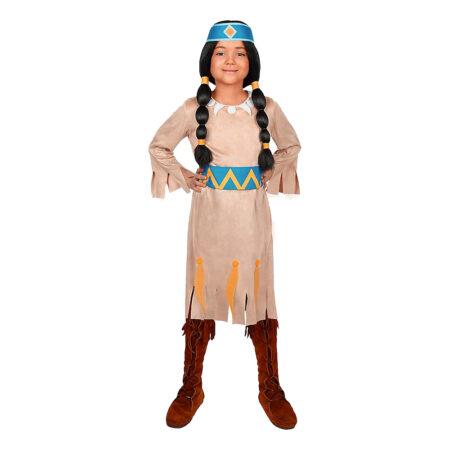 Yakari indianer børnekostume 450x450 - Indianer kostume til børn