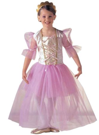 ballarina prinsesse kostume til piger