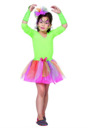 ballerina fastelavnskostume til piger 310x450 - Ballerina kostume til børn
