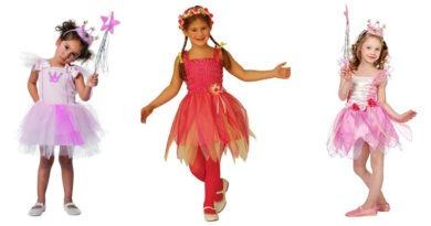 ballerina kostume til børn lyserød ballerina børnekostume ballerinaskørt udklædning for børn fastelavnskostume udklædning