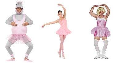 ballerina kostume til voksne ballerina kostume til mænd fastelavnskostume kostume til karneval sidste skoledag kostume