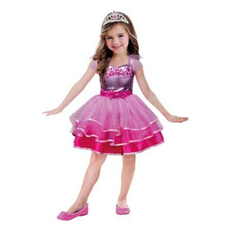 barbie ballerina kostume til børn
