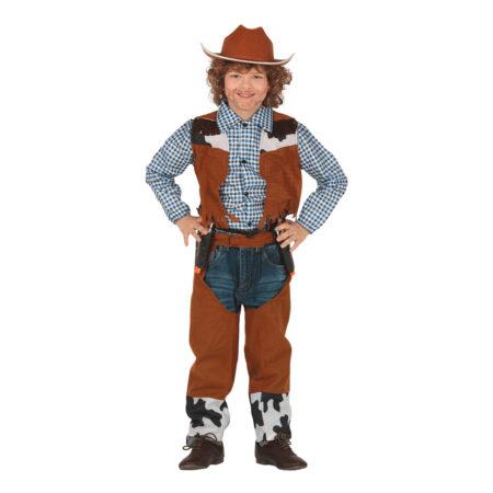 cowboy børnekostume 450x450 - Cowboy kostume til børn