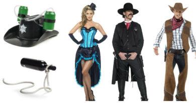 cowboy kostume til voksne salonpige kostume can can kostume salondanser kostume burlesque pige kostume cowgirl kostume sherif kostume til voksne 390x205 - cowboy kostume til voksne