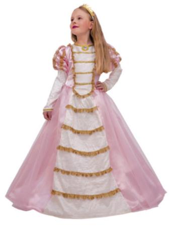 deluxe prinsesse kostume fastelavnskostume til prinsesser