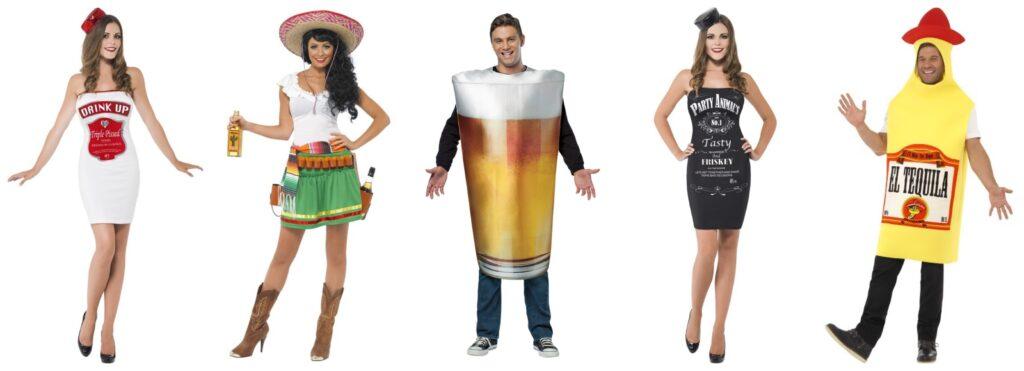 drikke kostume til voksne 1024x371 - Flaskekjoler og andre sjove drikkekostumer