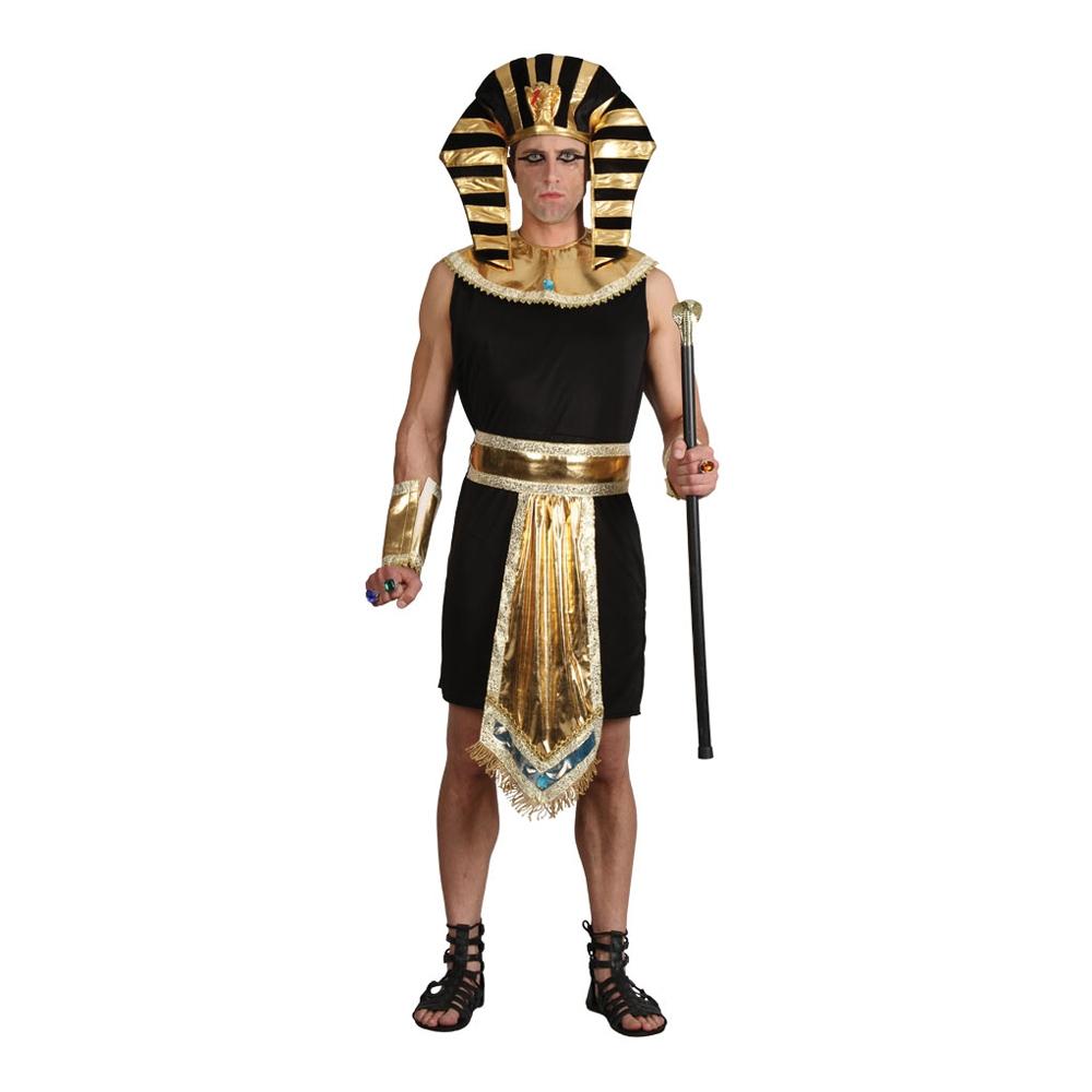 egyptisk konge kostume - Konge kostume til voksne