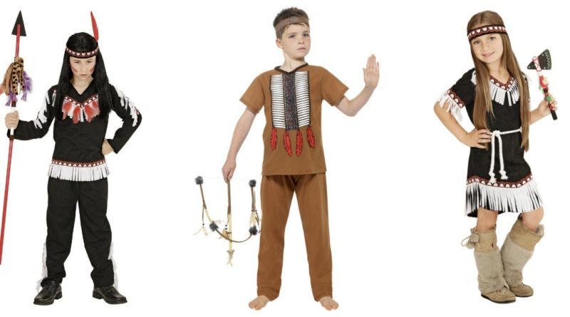 indianer kostume til børn indianer kostume til drenge indianerhøvding kostume drenge indianer børnekostume fastelavnskostumer
