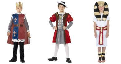 konge kostume til børn bibelsk konge kostume de tre vise mænd kostume krybbespil kostume egyptisk konge middelalder konge kong arthur 390x205 - Konge kostume til børn