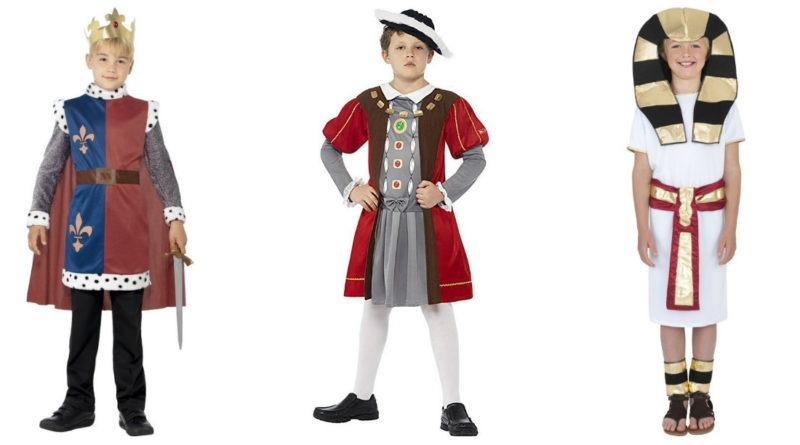 konge kostume til børn bibelsk konge kostume de tre vise mænd kostume krybbespil kostume egyptisk konge middelalder konge kong arthur 800x445 - Konge kostume til børn