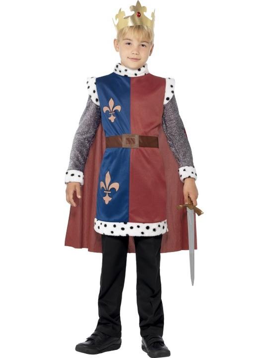 konge kostume til børn kong arthur kostume til børn kong arthur fastelavnskostume