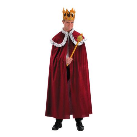 kongekappe 450x450 - Konge kostume til voksne