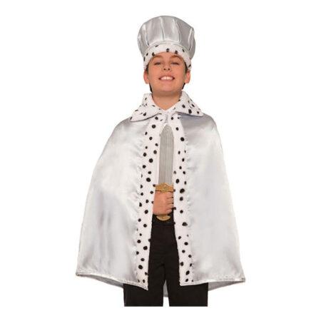 kongekappe til børn 450x450 - Konge kostume til børn