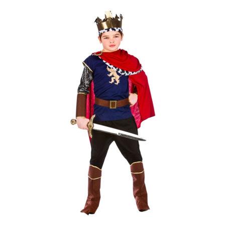 middelalder konge kostume til børn middelalder konge børnekostume