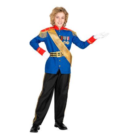 prins charming ægte prins kostume klassisk disney prins udklædning