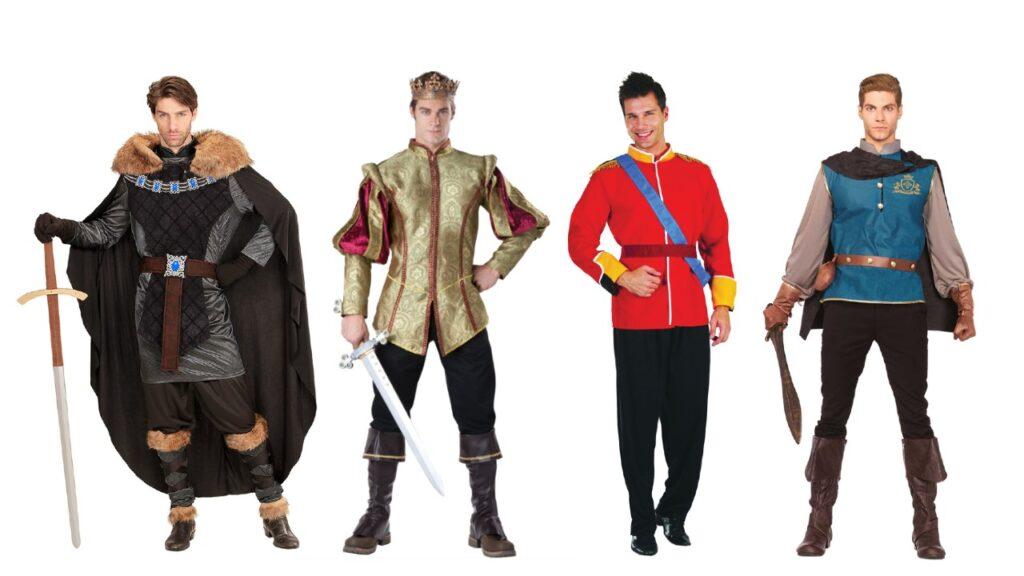 prins kostume til voksne prins udklædning disney prins eventyrlig prins middelaldere prins klassisk prins udklædning