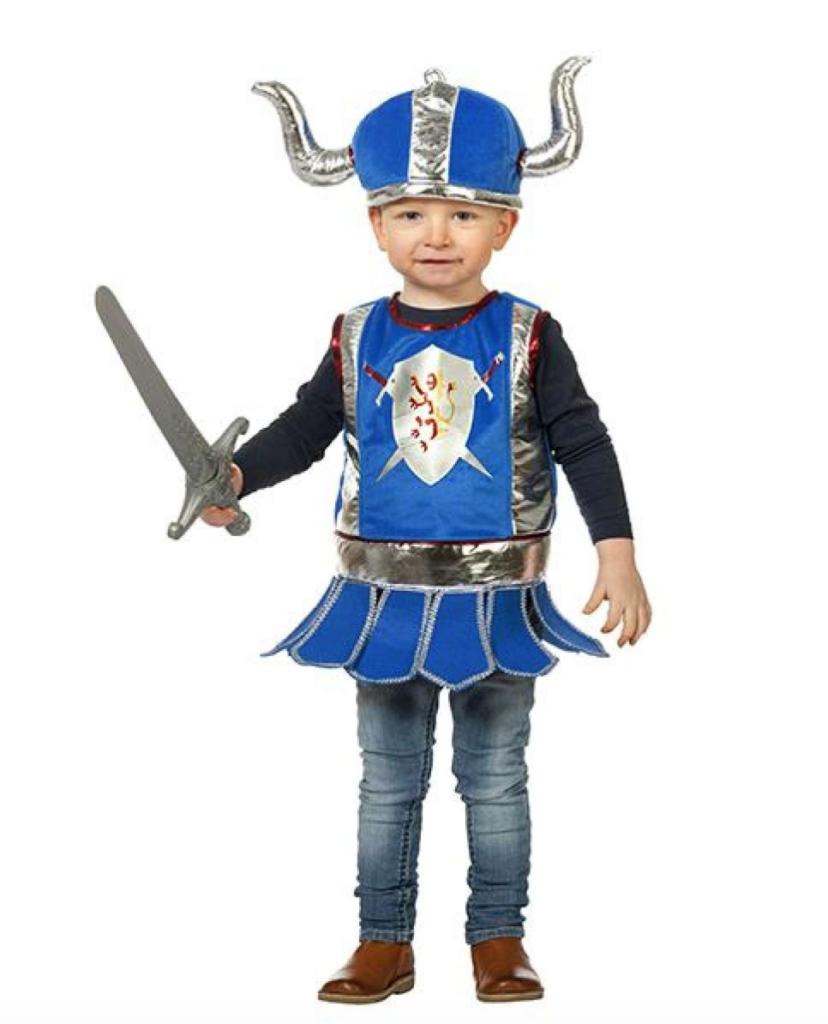 ridder babykostume 828x1024 - Ridder kostume til børn
