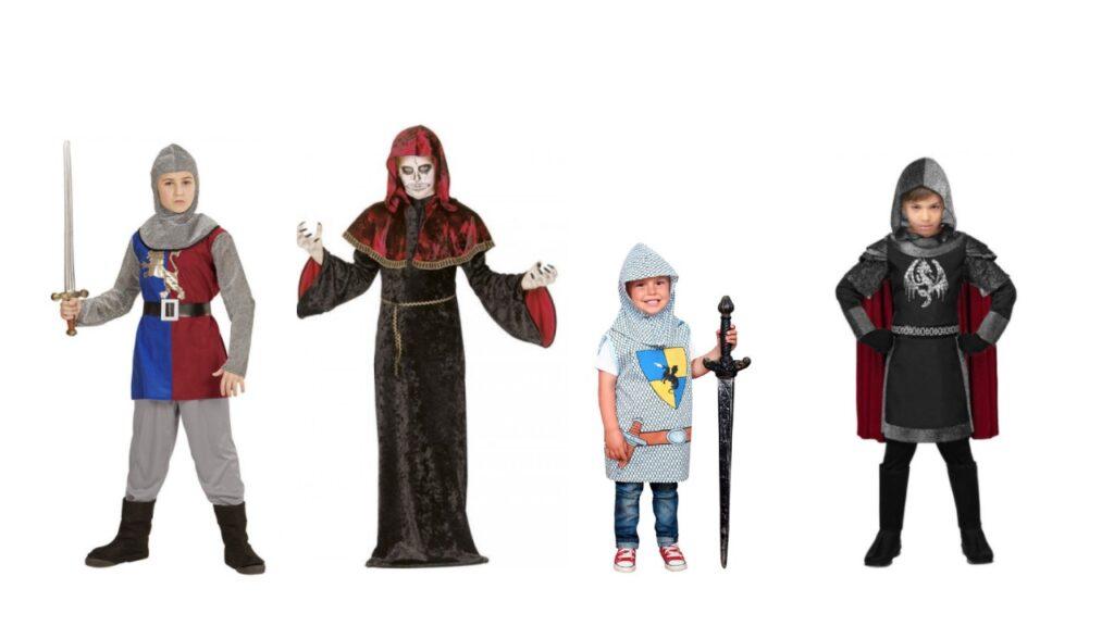 ridder kostume til børn middelalder kostume til børn ridder børnekostume