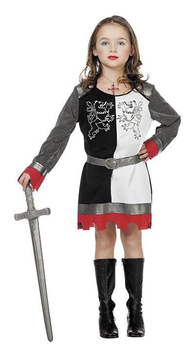 ridder kostume til børn ridderkostume barn ridder udklædning til børn ridder fastelavnskostume ridder kostume til piger ridder fastelavnstøj