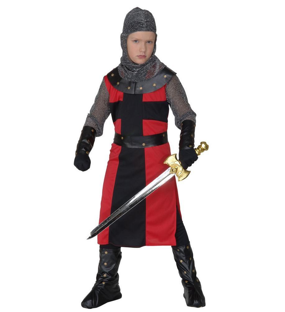 ridder kostume til børn ridderkostume mørk ridder klampklar udklædning til børn ridder fastelavnskostume ridder kostume fastelavnstøj