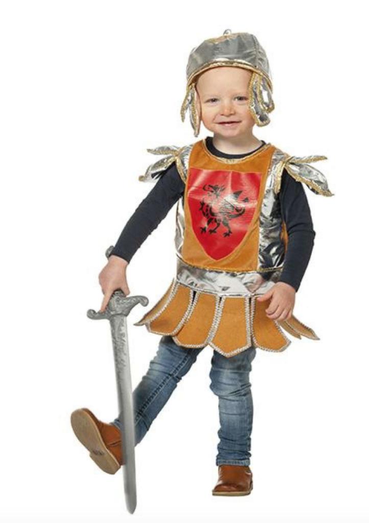 ridder kostume til baby 722x1024 - Ridder kostume til børn