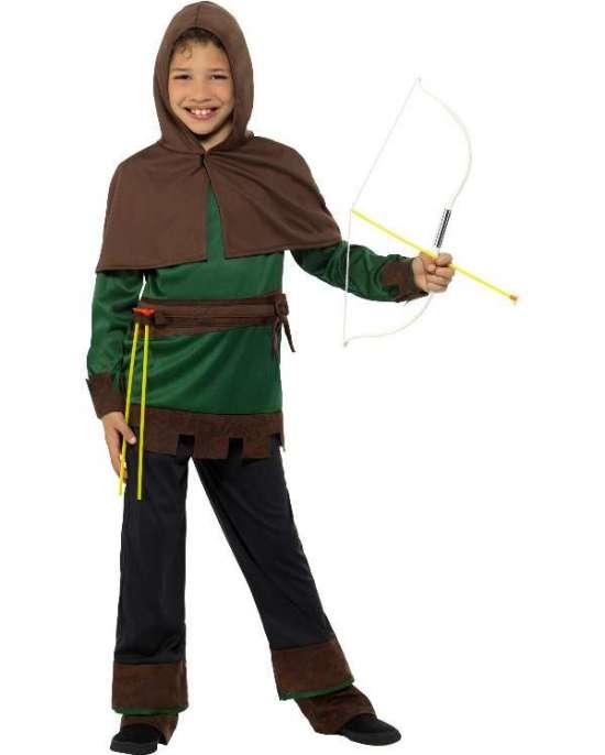 robin hood børnekostume - Robin Hood kostume til børn og baby