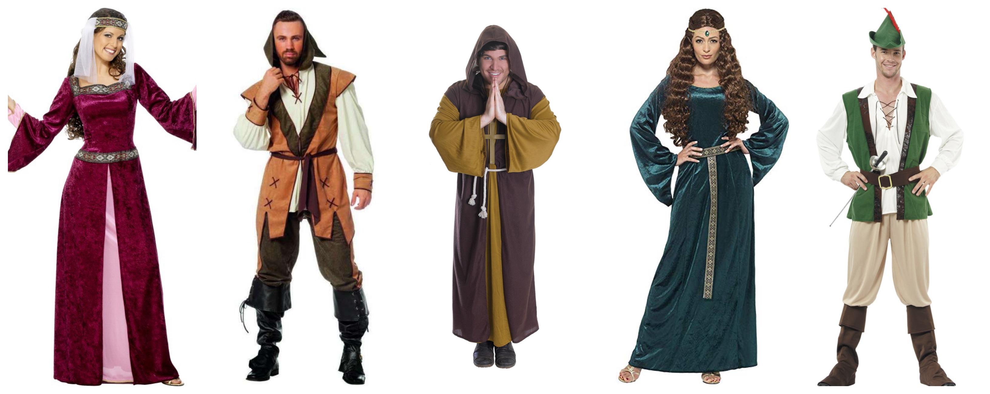 robin hood kostume til voksne 1 - Robin Hood kostume til voksne