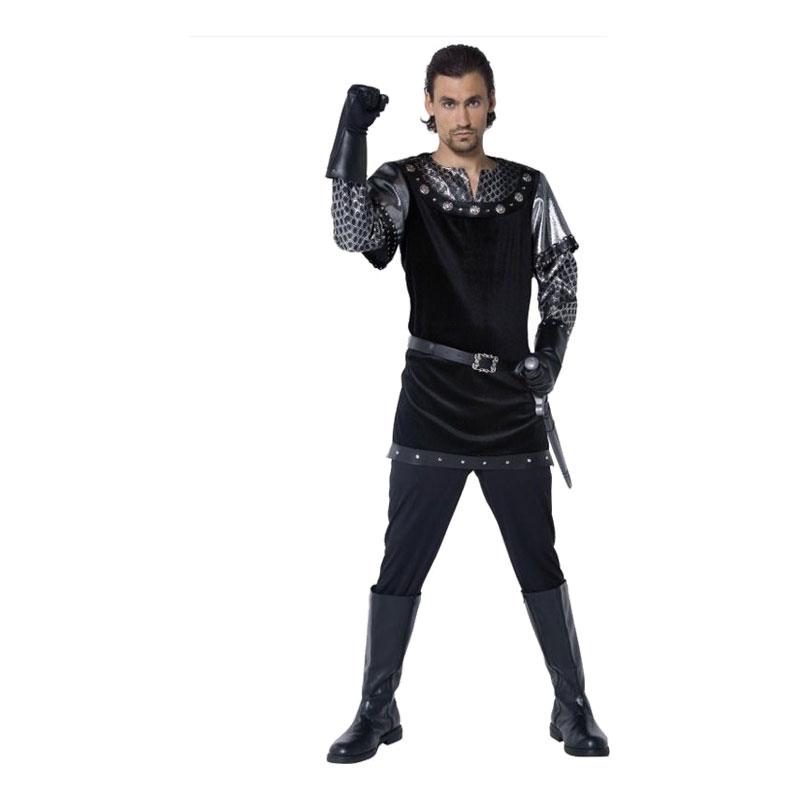 robin hood kostume til voksne sheriffen af nottingham kostume til voksne sherif sherwood udklædning rollespil kostume