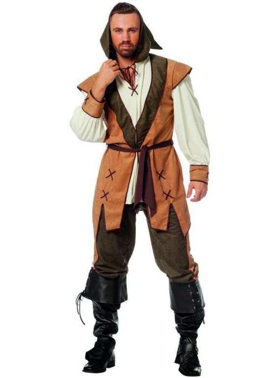 robin hood kostume til voksne - Robin Hood kostume til voksne
