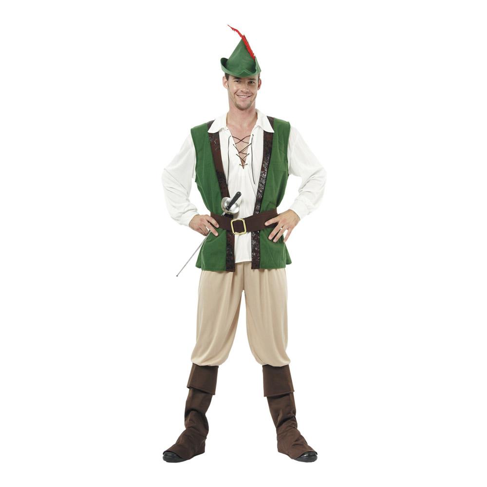 robin hood kostume - Robin Hood kostume til voksne