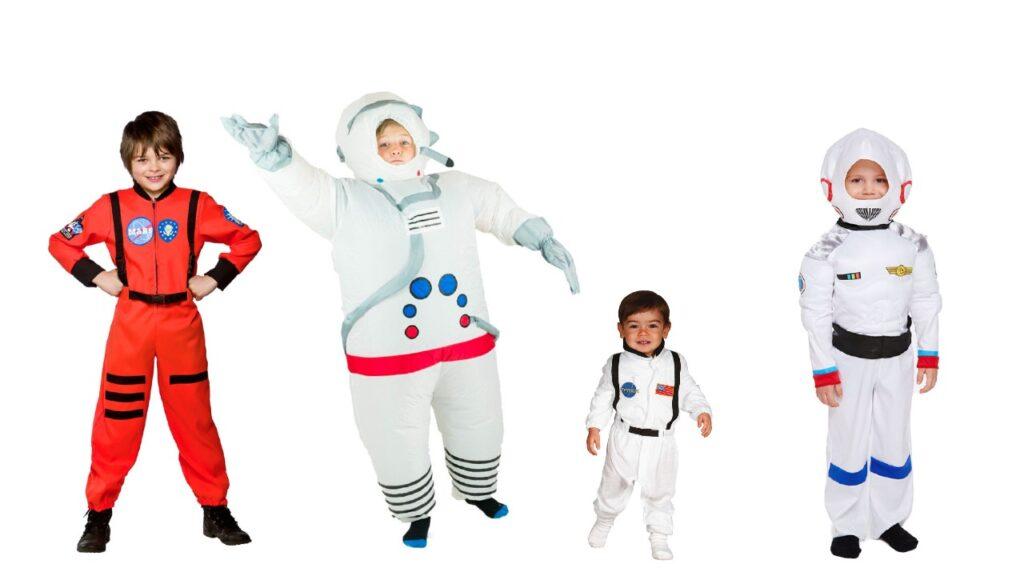 rumdragt kostume til børn nasa kostume rumstation udklædning alien kostume til børn