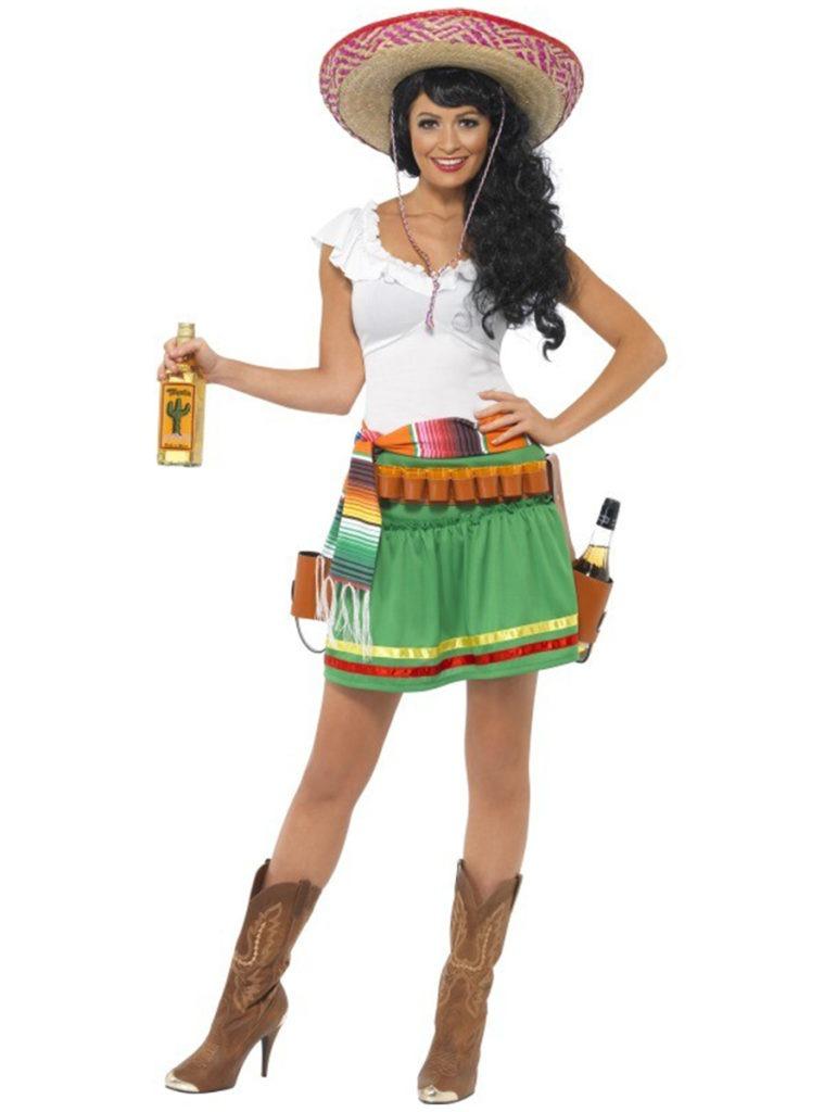 tequila shot kostume karnevalskostume mexicansk kostume meksikansk kostume flaskekostume drikke kostume nytårskostume