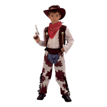 texas cowboy kostume til drenge