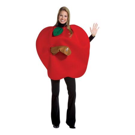 blekostume med orm 450x450 - Frugt kostume til voksne