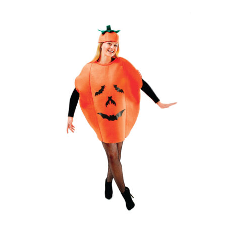Græskar kostume til voksne 450x450 - Frugt kostume til voksne