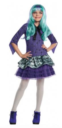 Kostume Twyla Monster High 218x450 - Monster High kostume til børn