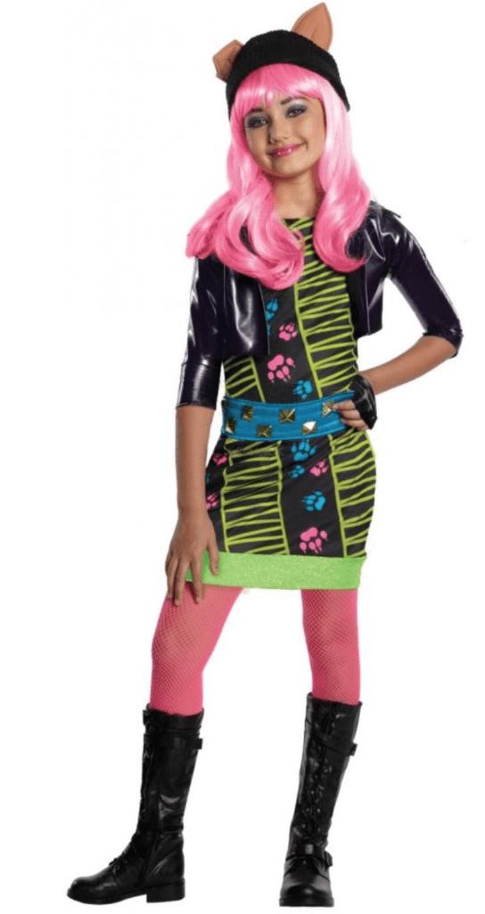 Skærmbillede 2019 01 02 kl. 12.43.42 544x1024 - Monster High kostume til børn