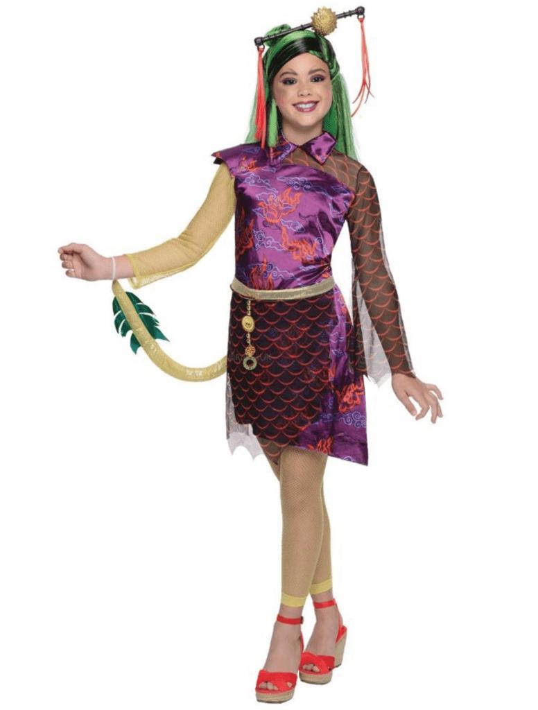 Skærmbillede 2019 01 02 kl. 12.46.50 776x1024 - Monster High kostume til børn