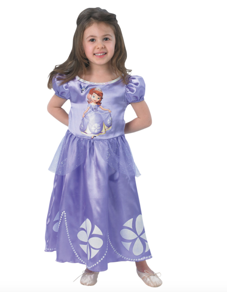 Skærmbillede 2019 01 18 kl. 23.53.23 796x1024 - Sofia den første kostume til børn