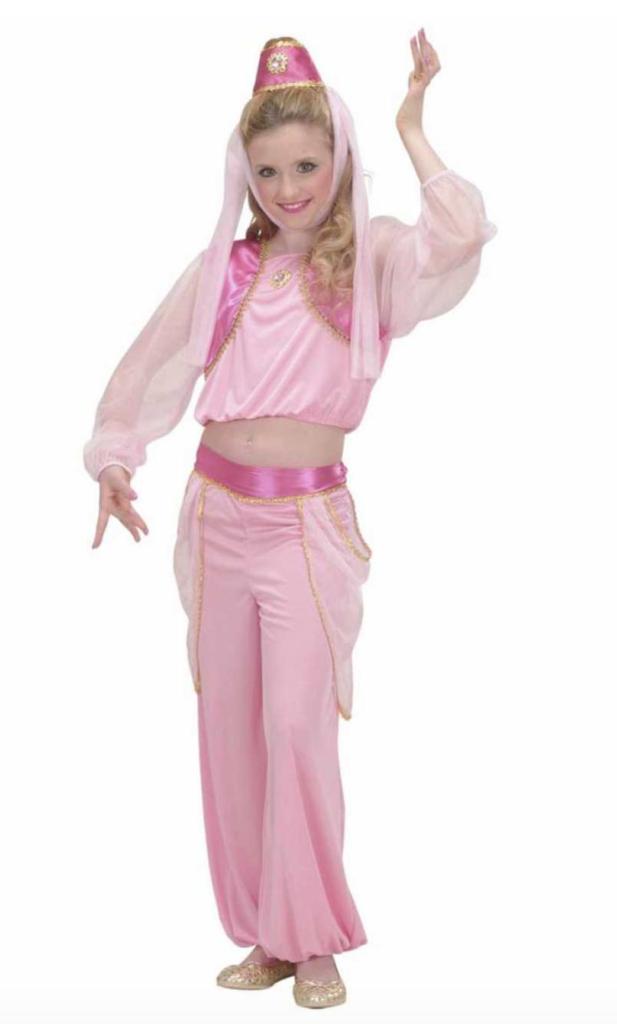 Skærmbillede 2019 01 28 kl. 22.21.13 617x1024 - Mavedanser kostume til børn