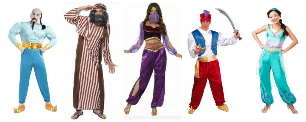 arabisk kostume til voksne 1001 nats kostume arabisk udklædning prinsesse jasmin kostume til voksne genie kostume sheik kostume til voksne beduin kostume sultan kostume